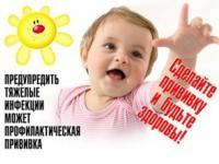 """""""Европейская неделя иммунизации"""""""