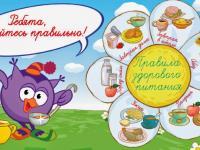 """""""Здоровое питание"""""""